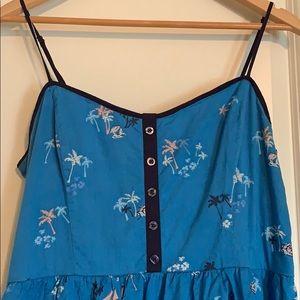 LC Lauren Conrad Dresses - Casual spaghetti strap dress